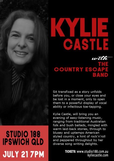 Kylie Poster 2018 concert - print3